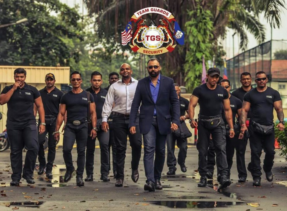 Best Security guards in Malaysia